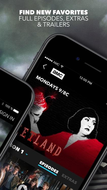 AMC screenshot-1