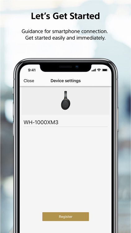 Sony   Headphones Connect screenshot-3