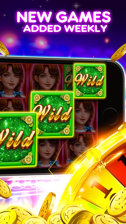 Ladyluck Slots – Vegas Casino screenshot-2