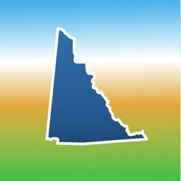 Aqua Map Yukon Lakes GPS
