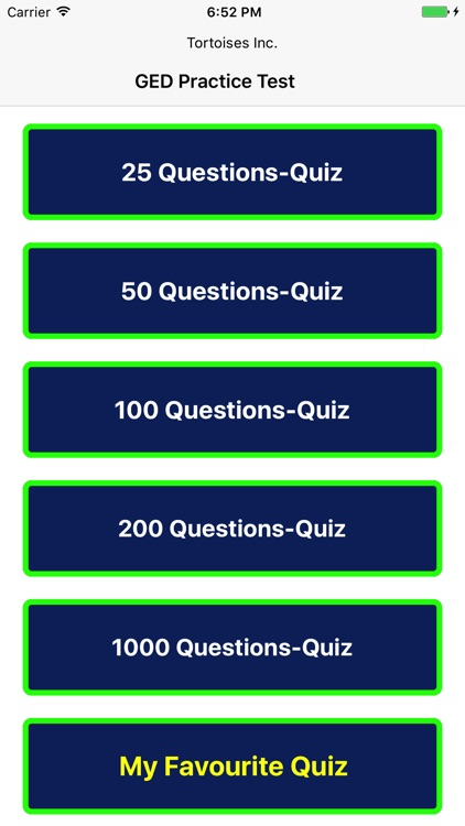 GED Practice Test Free