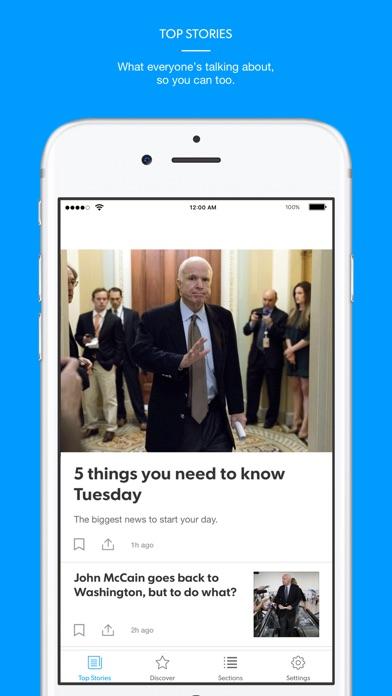 Clarion Ledger app image