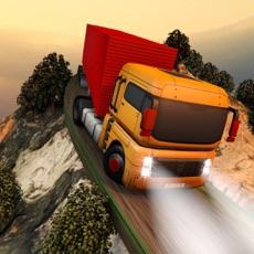Activities of Heavy Cargo Truck Transport 3D
