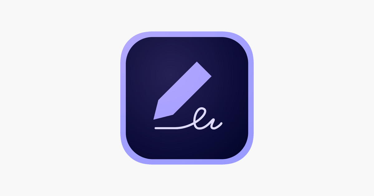 adobe fill sign on the app store