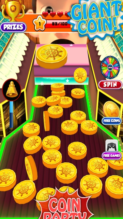 Coin Dozer 2018 Casino City screenshot-4