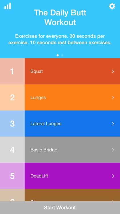 Daily Butt Workout Pro