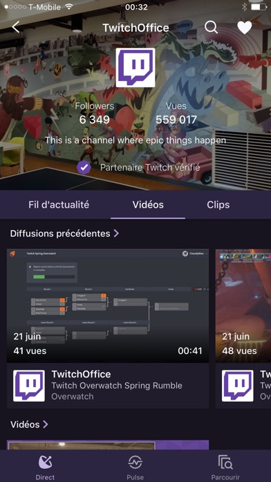 download Twitch apps 0