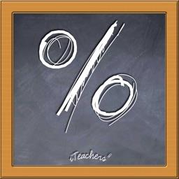 Percentage Calculator & Lesson