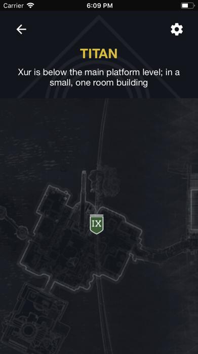 Where is Xur? - for Destiny 2 Screenshot