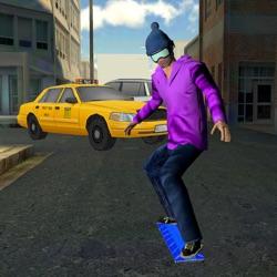 Extreme Street Skateboard