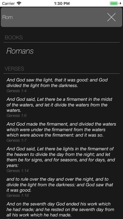 Holy Bible - New screenshot-4