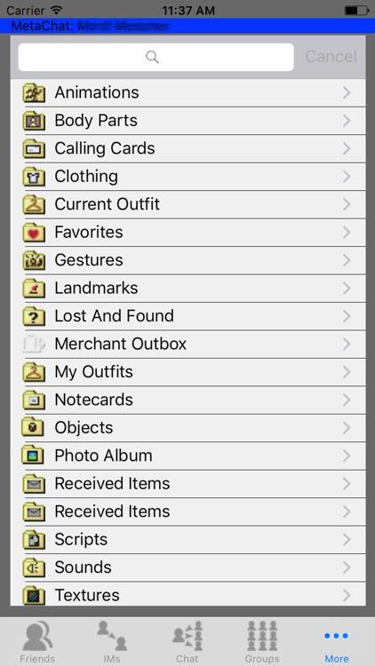 MetaChat screenshot-3