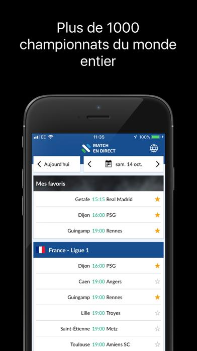 download Résultats Foot en Direct apps 3