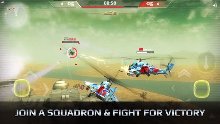 Battle Copters screenshot-4