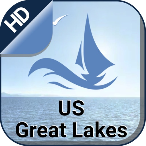 US Great Lakes Nautical Charts
