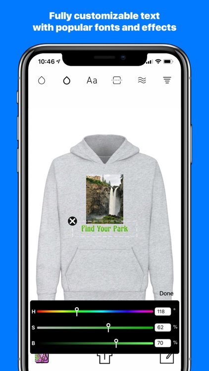 Shirt App screenshot-2