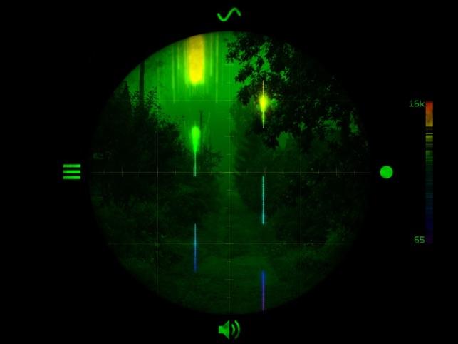 Nature - Oscillator Screenshot