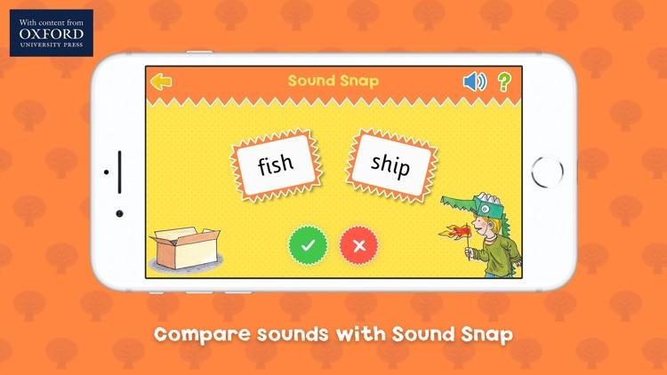 Alphabet Games Flashcards screenshot-3