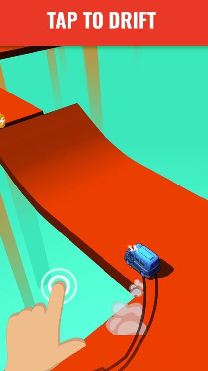 Skiddy Car screenshot-0
