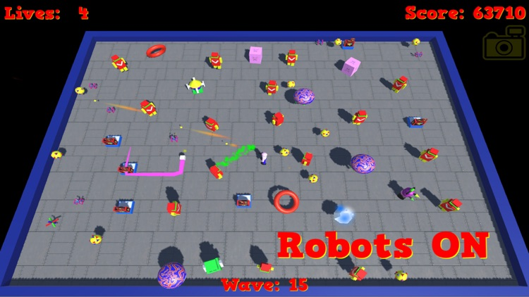 Robots On screenshot-2