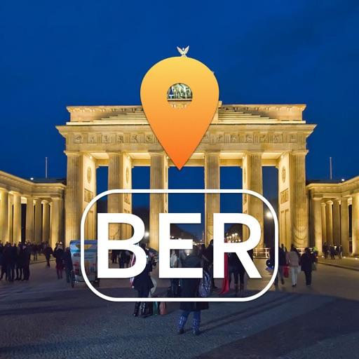 Berlin Offline Map & Guide