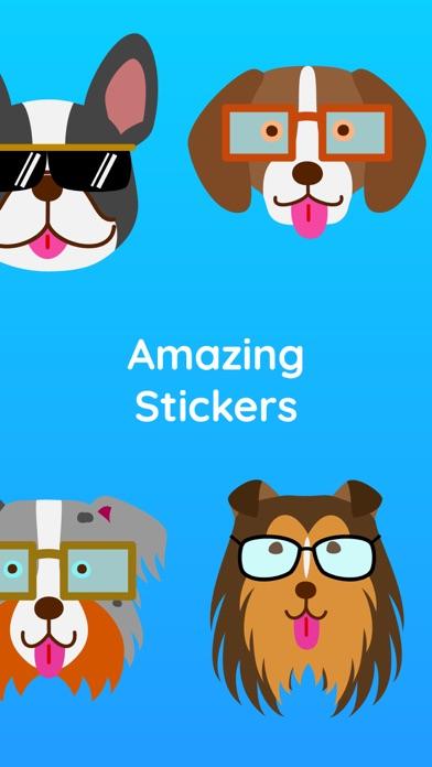 Pet Lovers Emojis Sticker Pack screenshot four