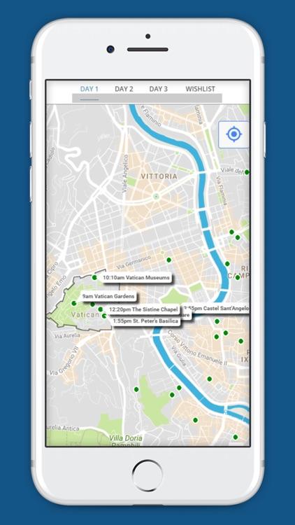 Visit A City Offline Guides screenshot-4