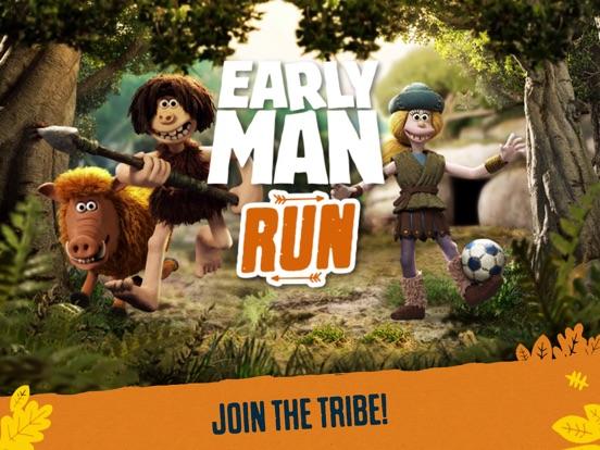 Early Man Run screenshot 10
