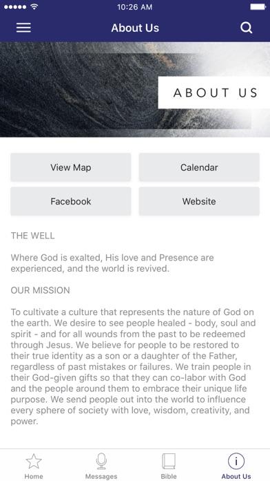 The Well Church Grand Rapids screenshot 3