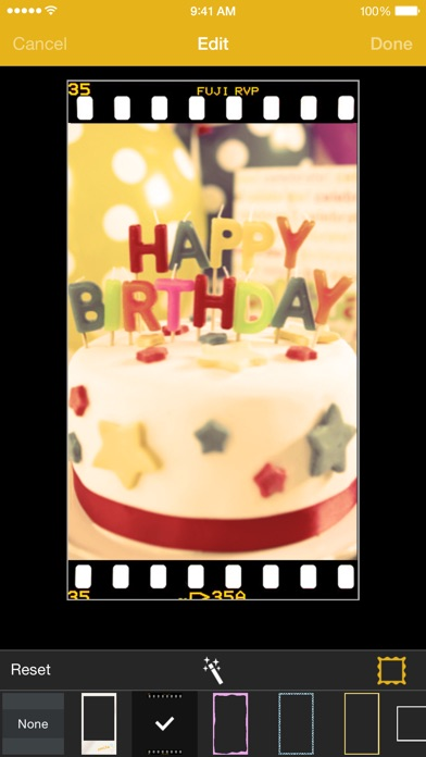 Birthday Countdown review screenshots
