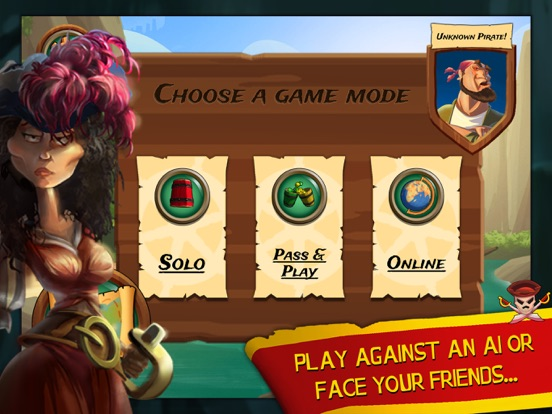 Perudo: The Pirate Board Game screenshot 9