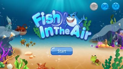 Fish in the air screenshot one