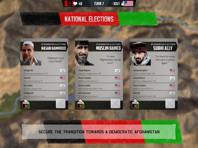 Afghanistan '11 Screenshot