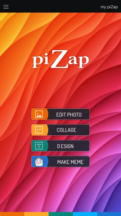 Download piZap Photo Editor for Pc