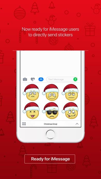 Merry Christmas Stickers 2017 screenshot four