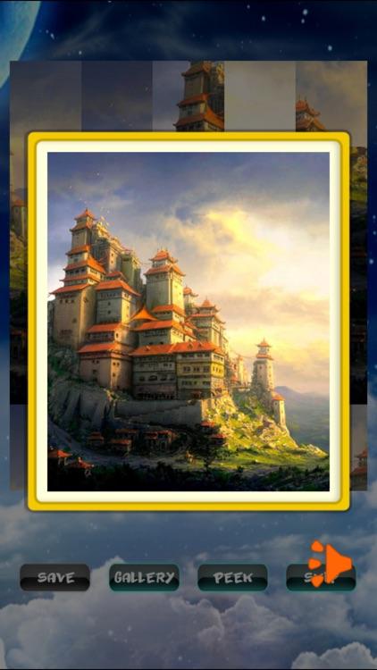 Castle Jigsaw Puzzles screenshot-3