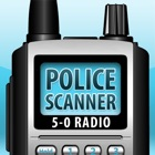 5-0 Radio Police Scanner icon