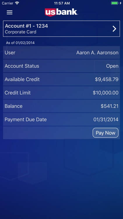 U.S. Bank Access® OnlineMobile screenshot-4