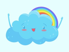 Downloads Little Cloud Stickers for iMessage