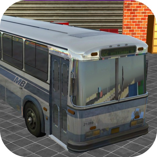 Offroad Bus Driving Skill icon