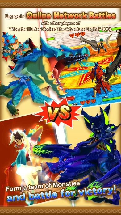 Monster Hunter Stories screenshot 4