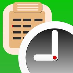 Work Log -Time sheet -