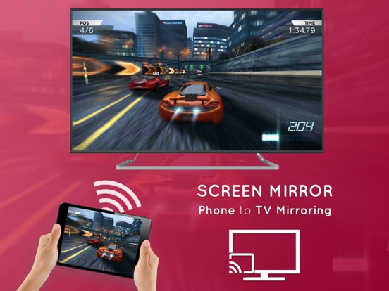Mirror for LG TV - TV Cast IPA Cracked for iOS Free Download