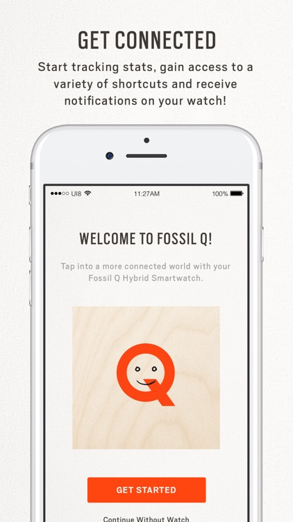 Fossil Q screenshot-1