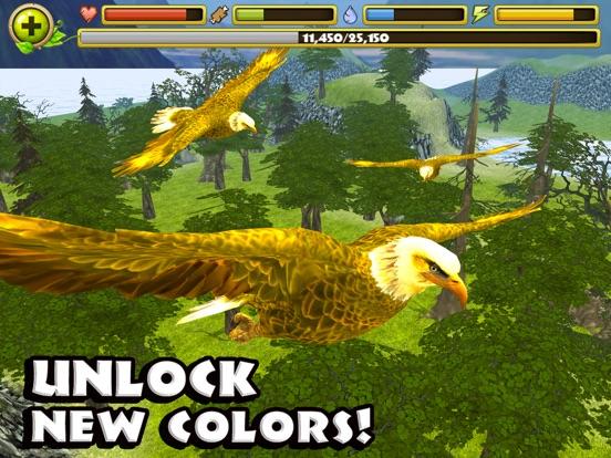 Игра Eagle Simulator