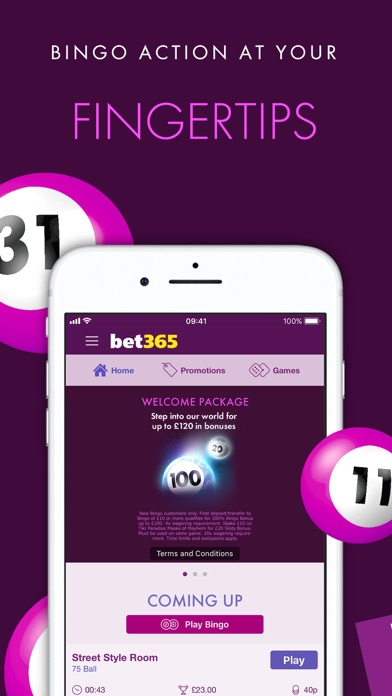 bet365 Bingo: Play Bingo Games