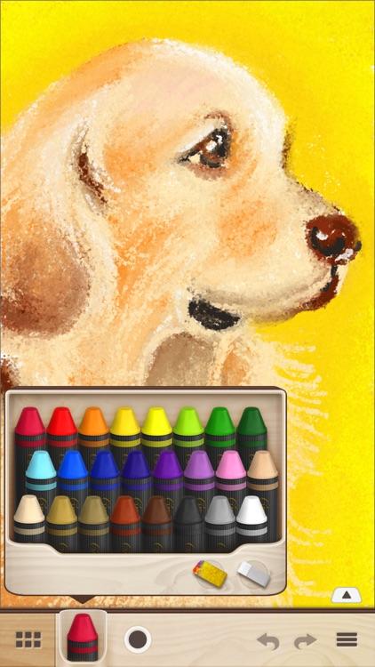 Crayon Style screenshot-0