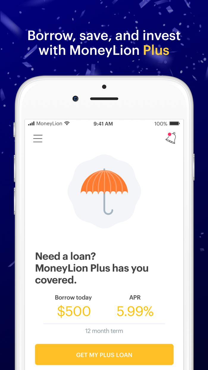 MoneyLion Screenshot