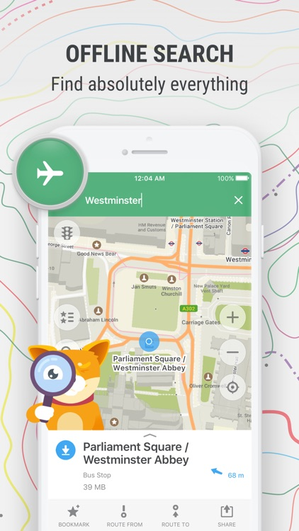 MAPS.ME – Offline Map & Nav screenshot-3