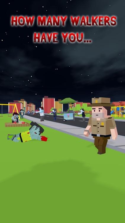 Slender Zombies: Walking World screenshot-4